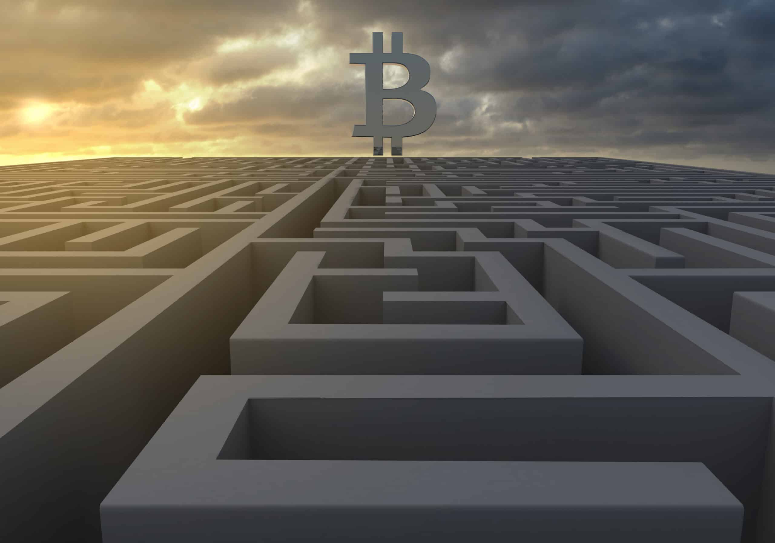 Bitcoin Mining Difficulty Labyrinth