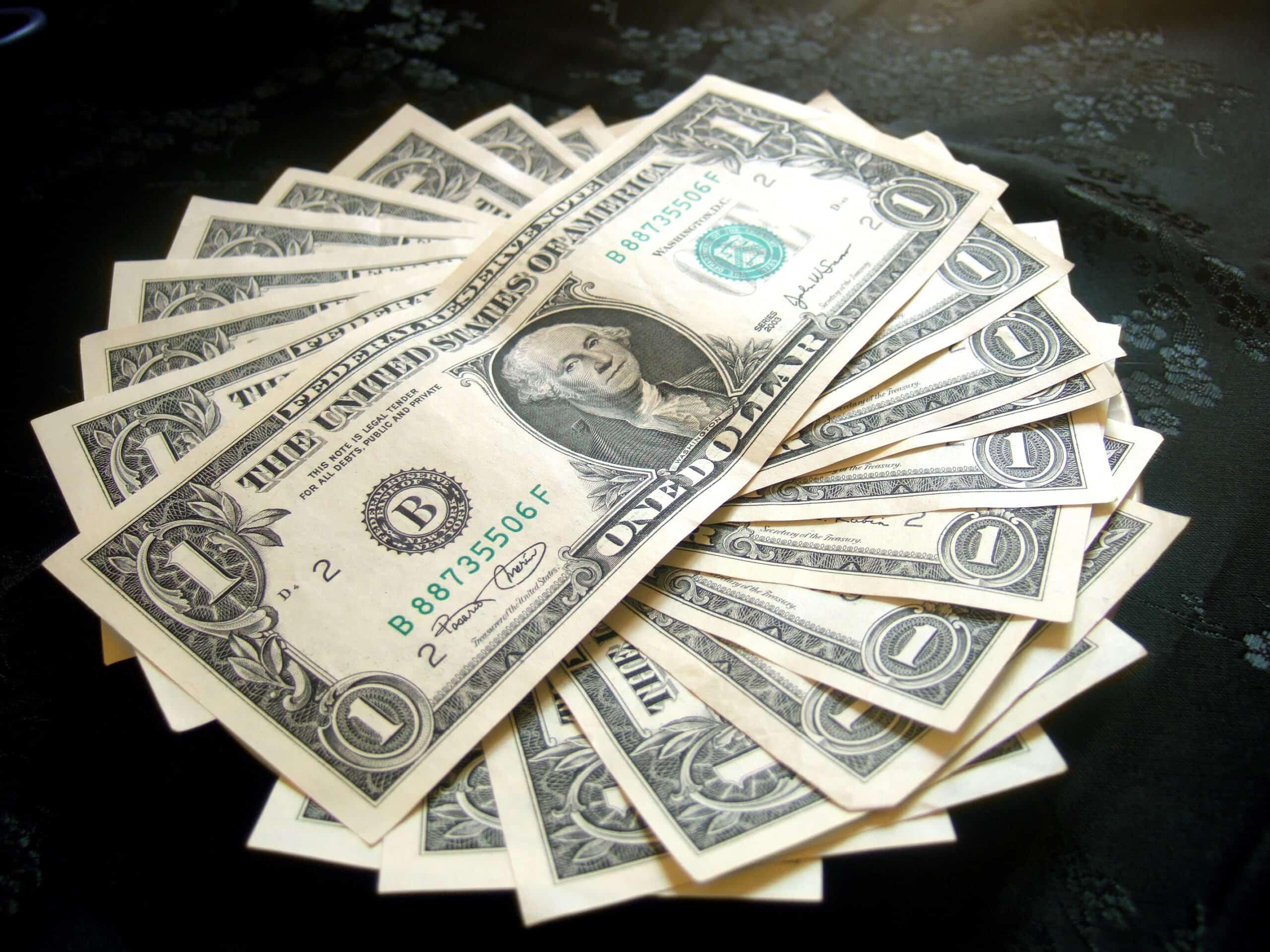 Fiatgeld ein Doller