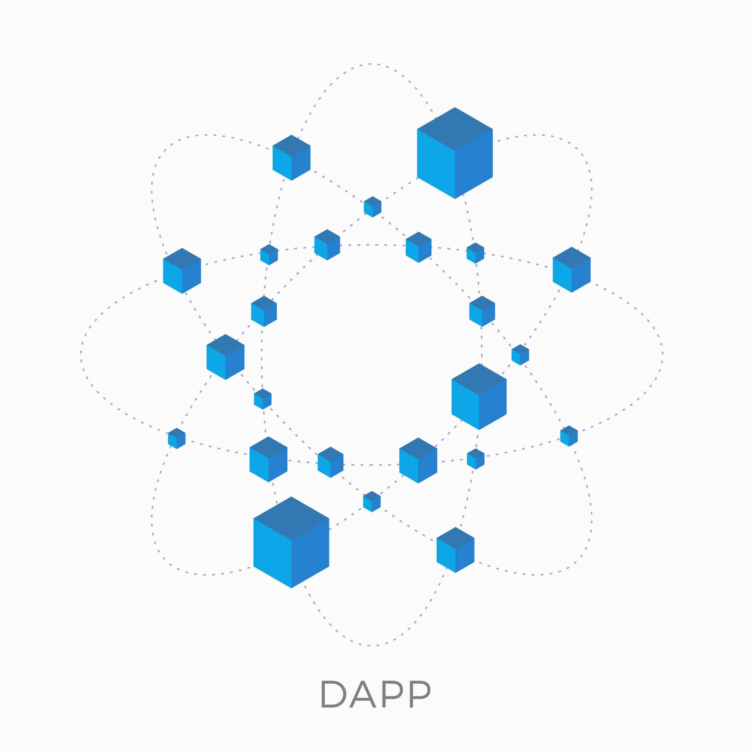 dApp decentralized Application