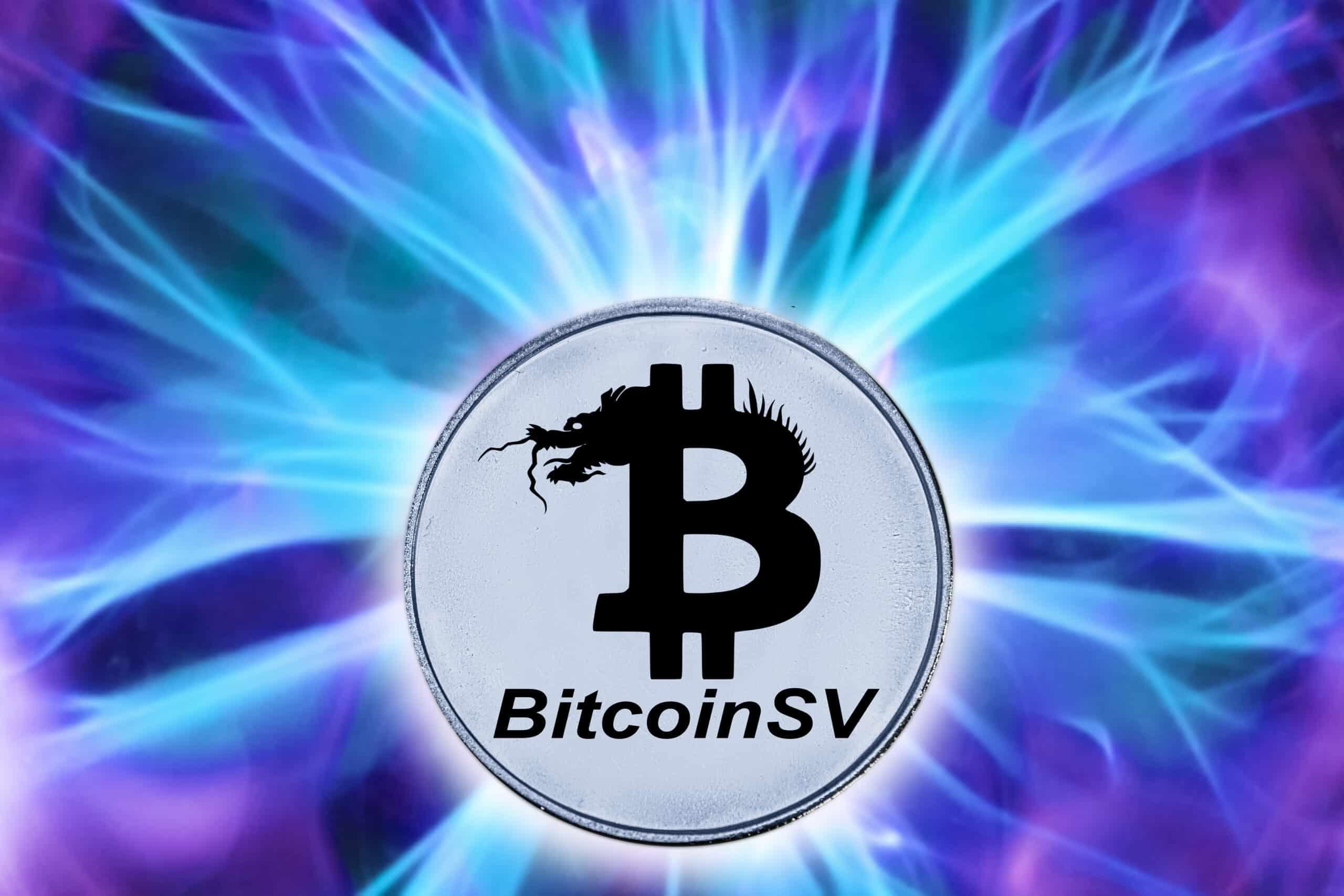 Bitcoin SV (BSV) Münze