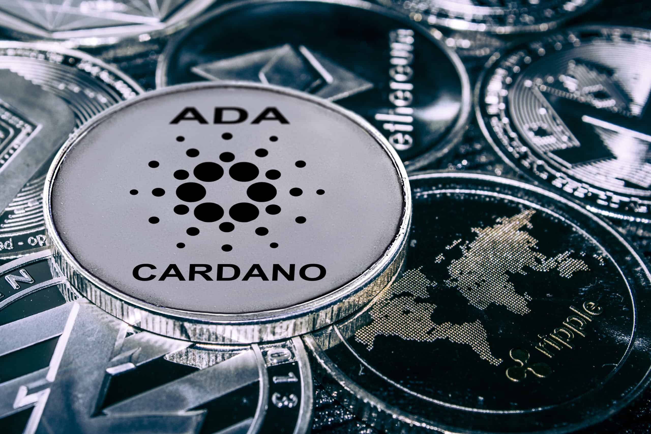 Cardano ADA Münze