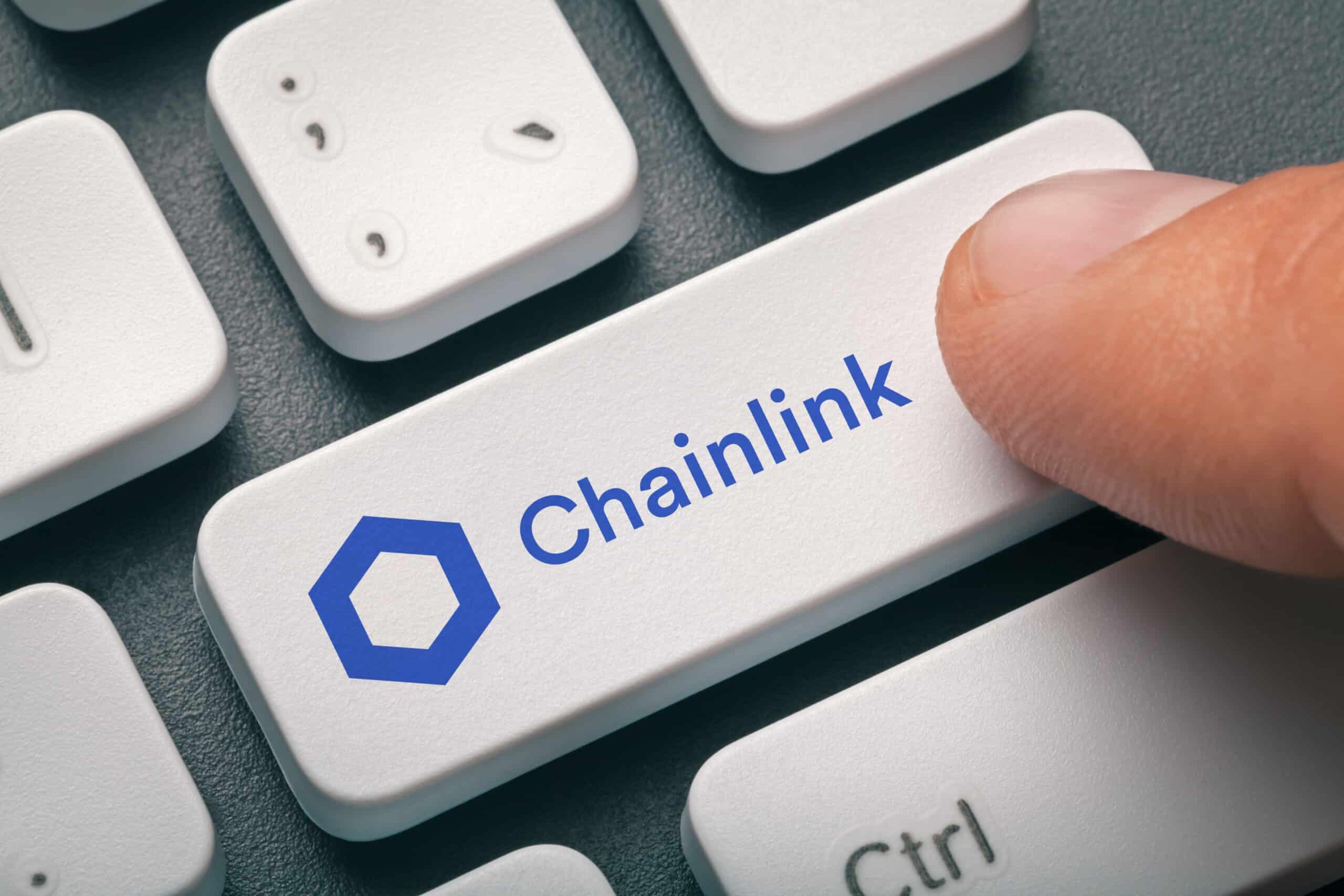 Tastatur ChainLink Logo