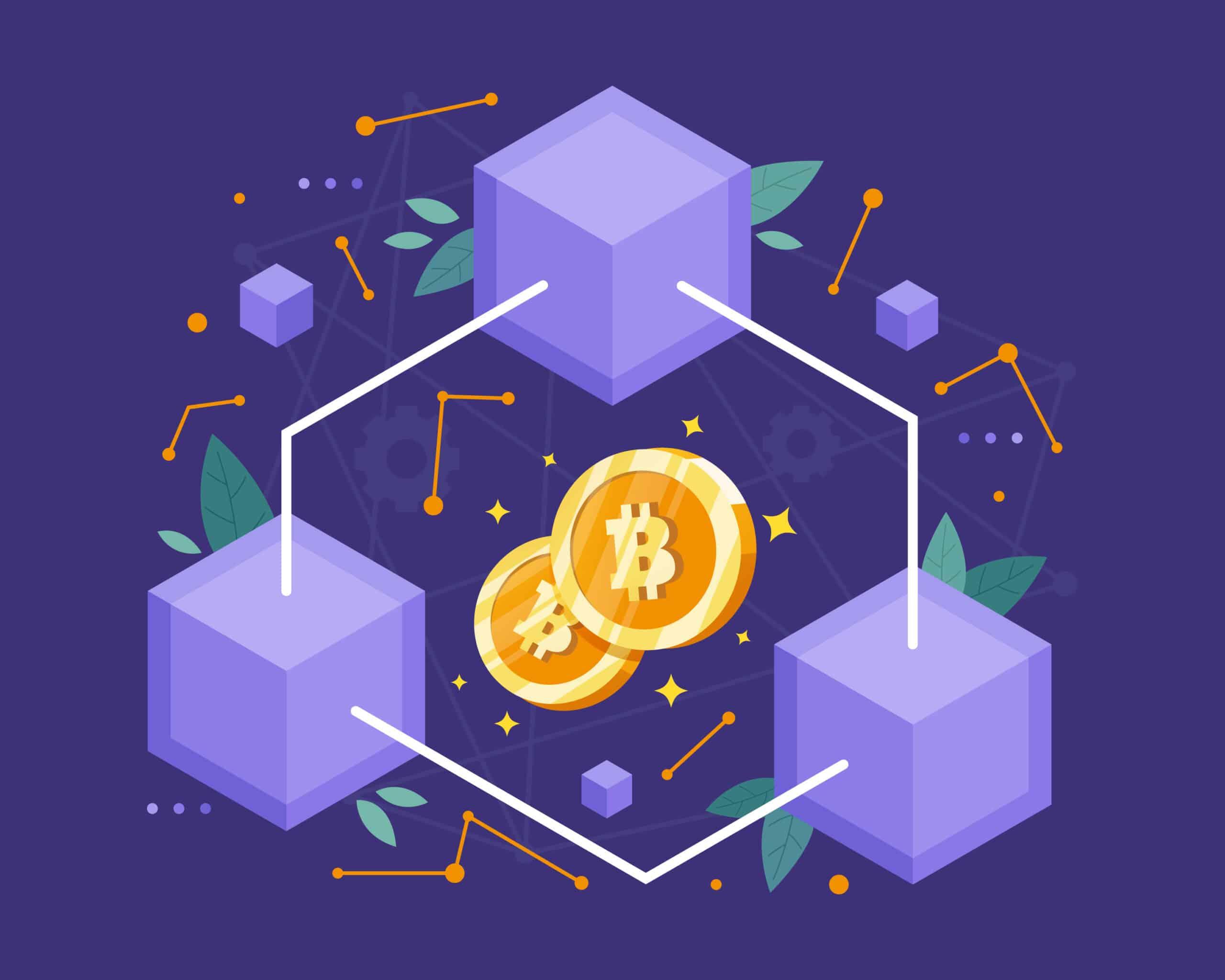 Blockchain node