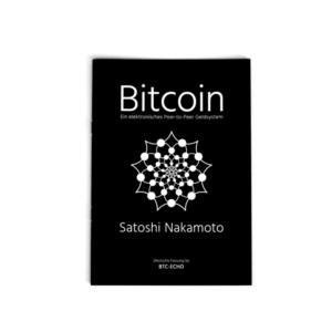 Das Bitcoin-Whitepaper – Deutsche Fassung