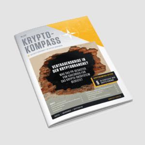 Kryptokompass Ausgabe #11 Mai 2018