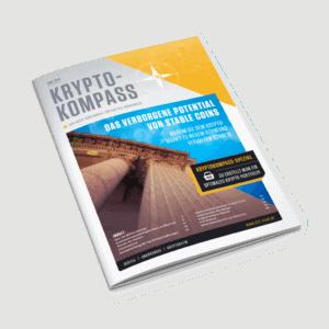 Kryptokompass Ausgabe #12 Juni 2018