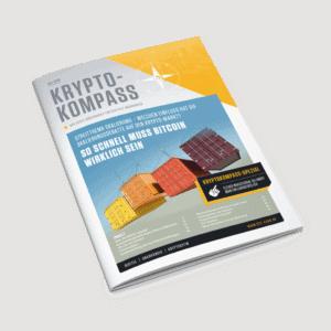 Kryptokompass Ausgabe #13 Juli 2018