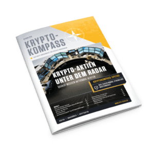 Kryptokompass Ausgabe #16 Oktober 2018