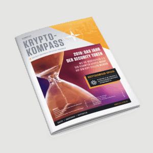 Kryptokompass Ausgabe #18 Dezember 2018