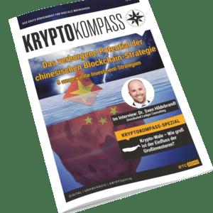 Der Kryptokompass (Monatsabo)