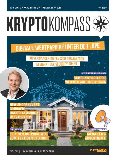 Der Kryptokompass - Ausgabe Juli 2020