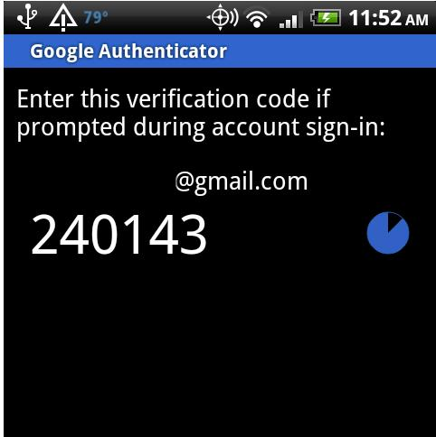 Google Authenticator Bitcoin
