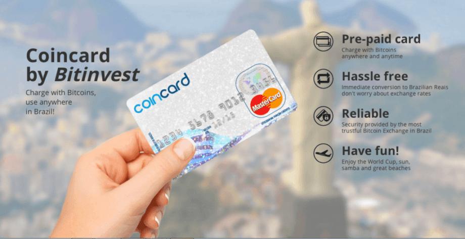 Bitinvest Coincard