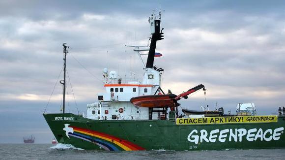 Greenpeace USA akzeptiert Bitcoin-Spenden