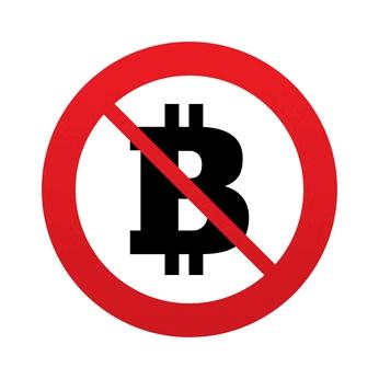 bitcoin bann