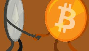 Ethereum und Bitcoin - Feinde oder Freunde?