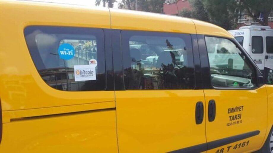 Bitcoin Taxi