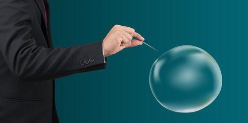 Südseeblase, Der ICO-Goldrausch und die Südseeblase
