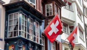 Schweiz, Zürich, Augustinergasse