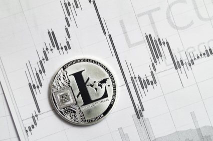 Litecoin cryptography changes in exchange rates