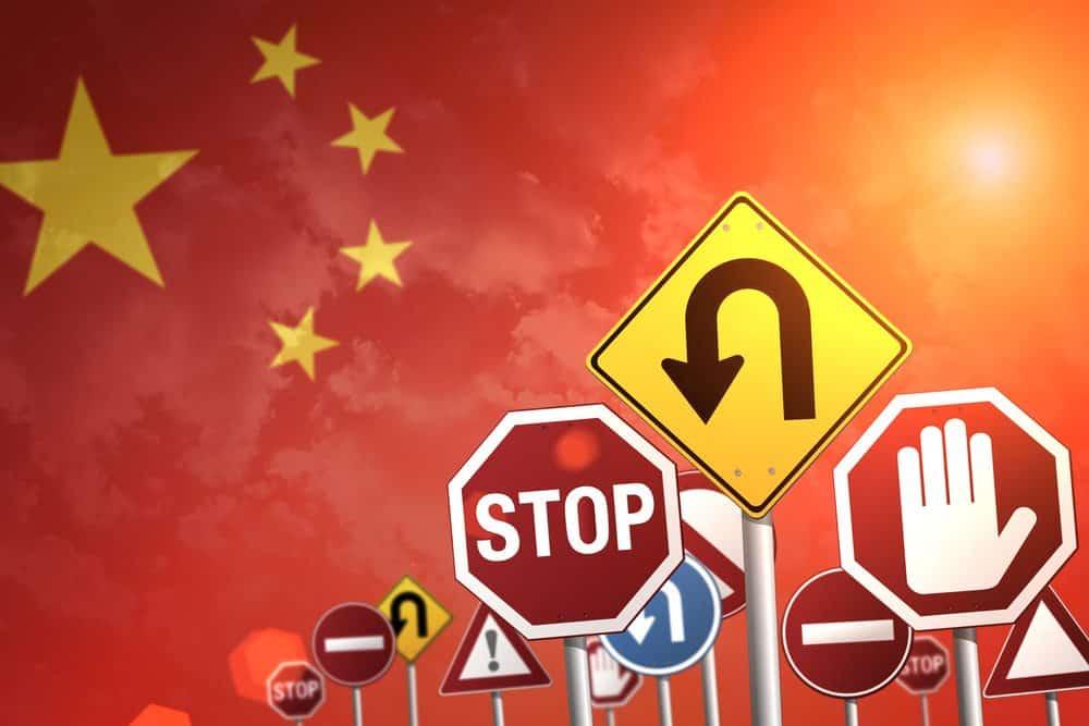ICOs in China für illegal erklärt