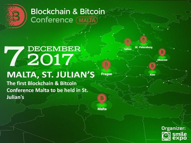 Blockchain-Konferenz in Malta: Wird die Insel zum neuen Blockchain-Hotspot?