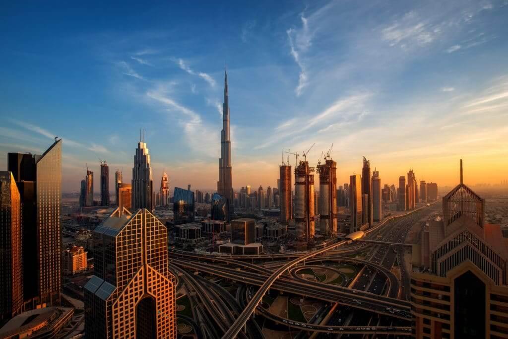 Dubai Blockchain Strategy gewinnt Award in Barcelona