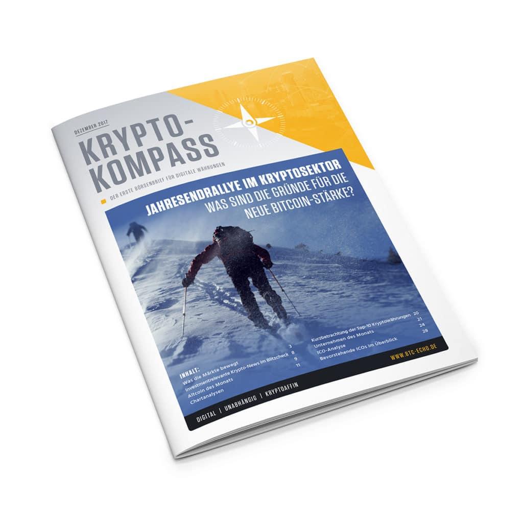 Kryptokompass Dezember 2017