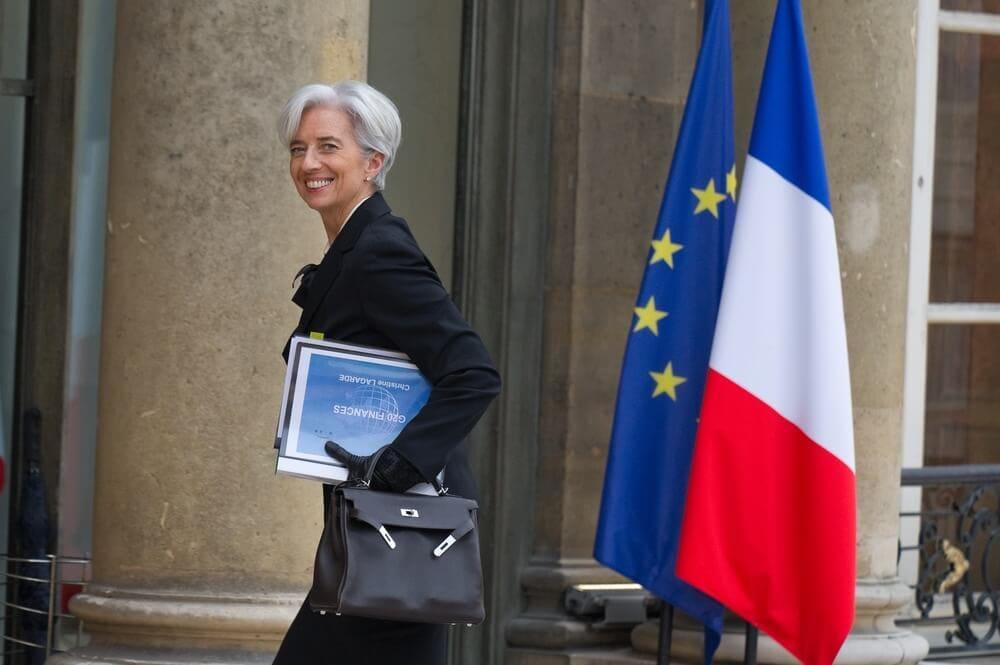 """Weltweite Krypto-Regulierung für IWF-Chefin Lagarde """"unausweichlich"""""""