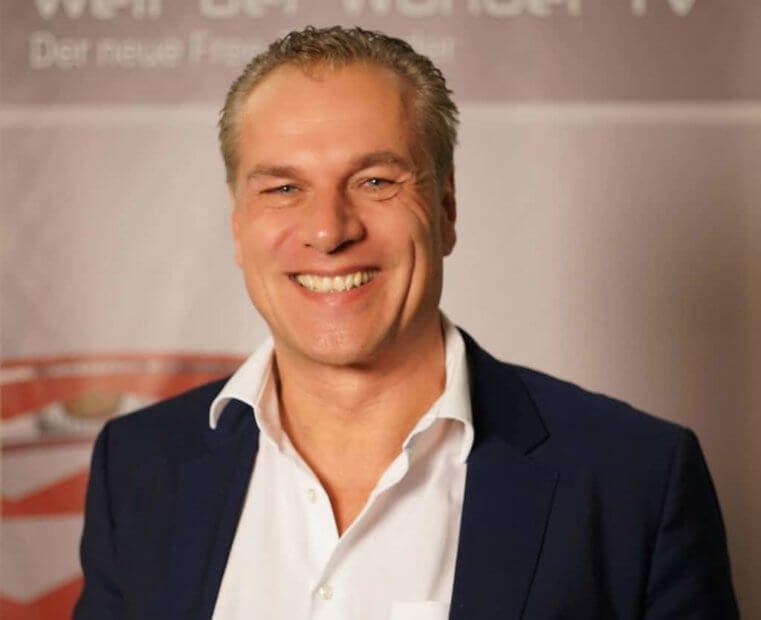 Hendrik Hey freut sich über den STO