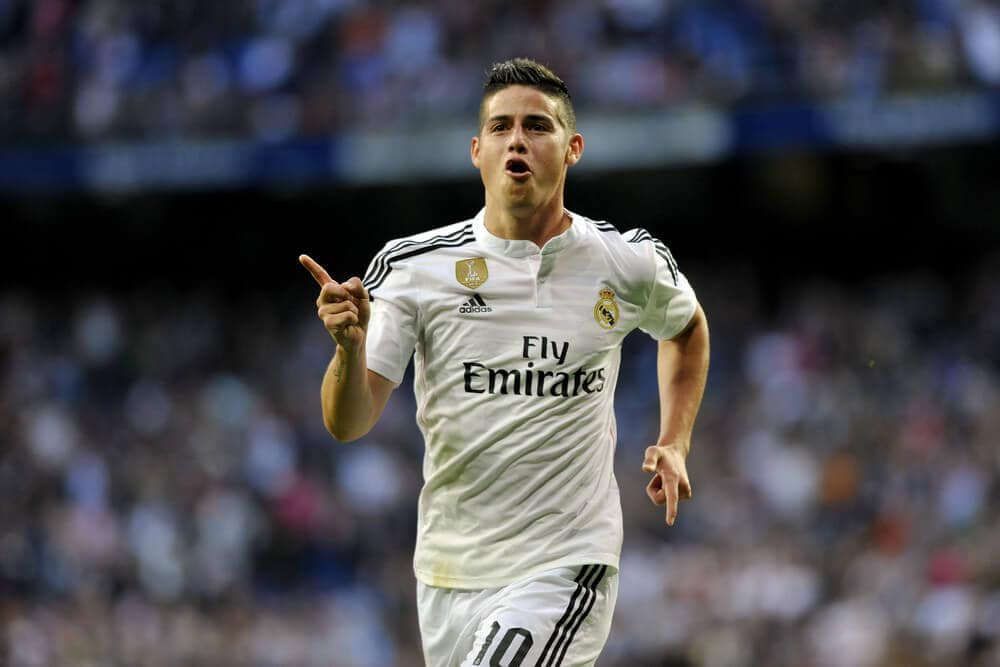 FC-Bayern-und Real-Madrid-Star James Rodriguez gibt eigene Kryptowährung heraus