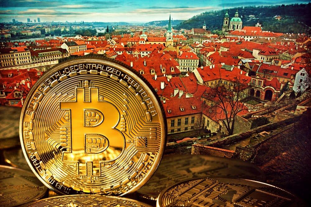 Mehr Bitcoin-Automaten für Prag