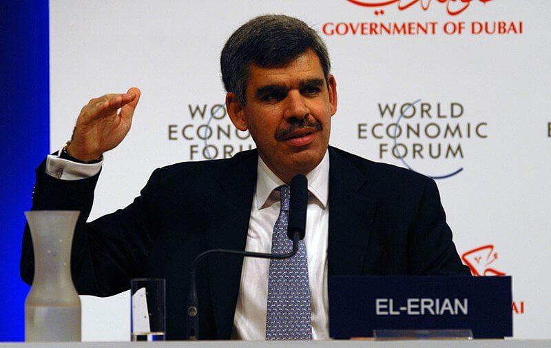 Allianz-Chefberater El-Erian: Bargeldlose Gesellschaft wird staatliche Kryptos hervorbringen
