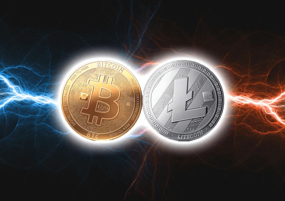 Cross Chain Atomic Swap zwischen Bitcoin und Litecoin
