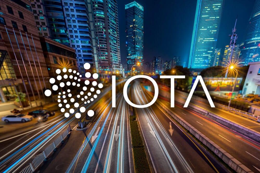 Kursfeuerwerk bei IOTA: Neue Partnerschaft mit DNB ASA