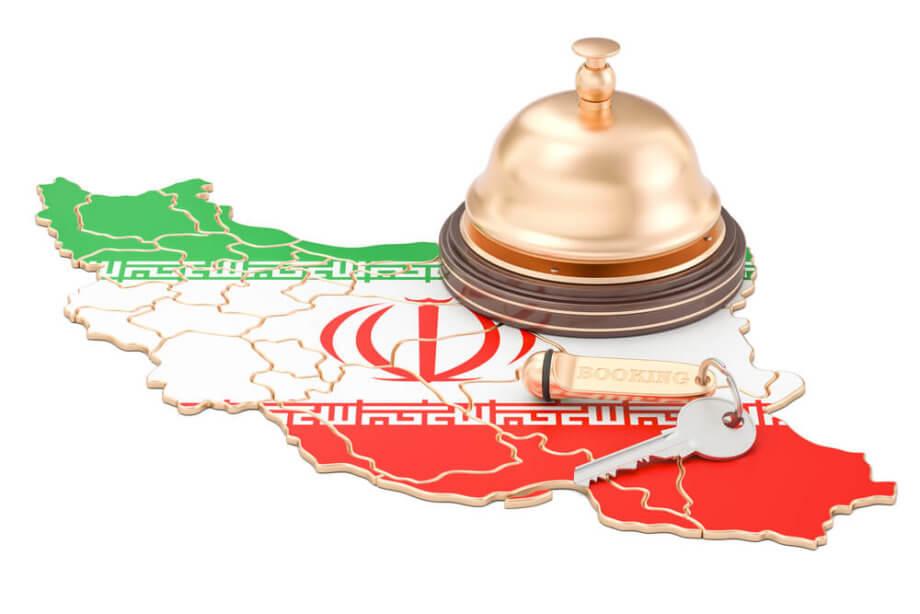 Iranische Hotels