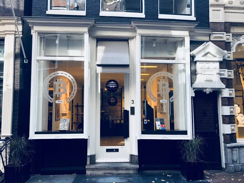 House of Nakamoto: Bitcoin-Kult in Amsterdam