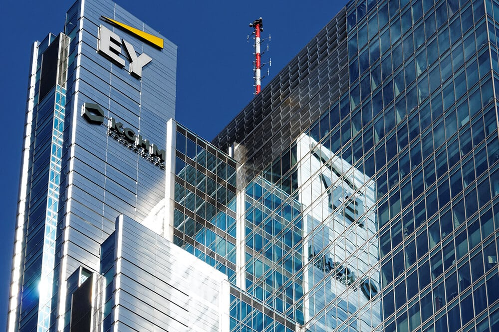 Ernst & Young: Neuer ICO-Report