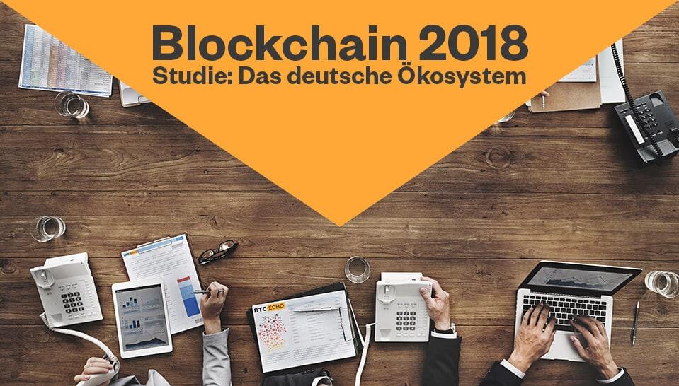 BTC-ECHO Studie, BTC-ECHO Studie: Wo steht das deutsche Blockchain-Ökosystem?
