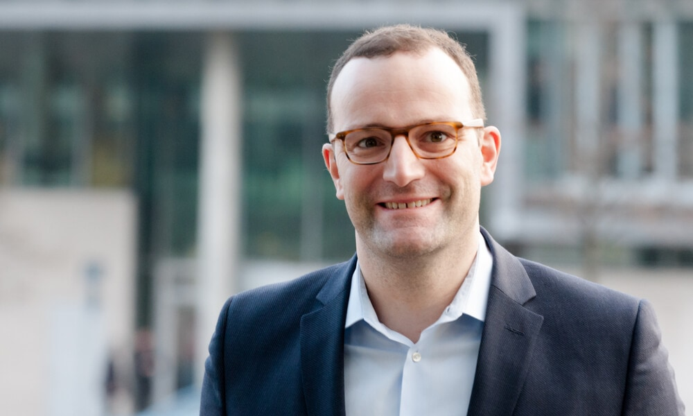"""Blockchain im Gesundheitswesen – Die """"Zukunftswerkstatt"""" von Jens Spahn"""
