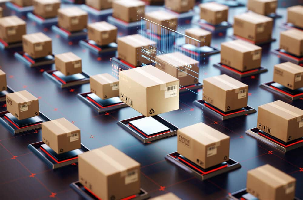 Hermes-Barometer: Deutsche Logistikunternehmen hoffen auf Blockchain