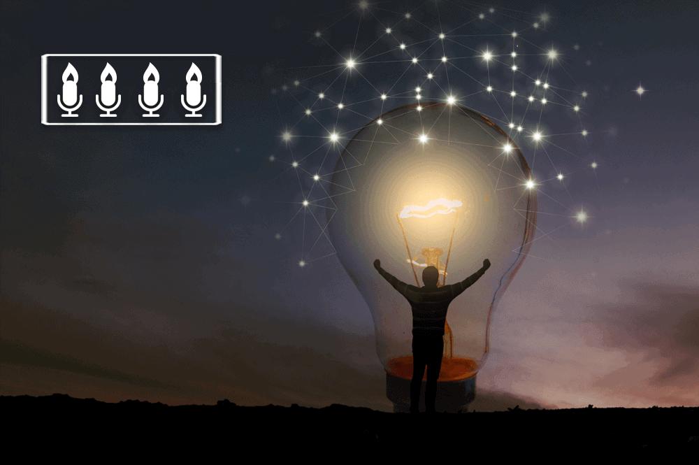 Advents-Spezial: Mit Bernstein geistiges Eigentum auf der Blockchain sichern