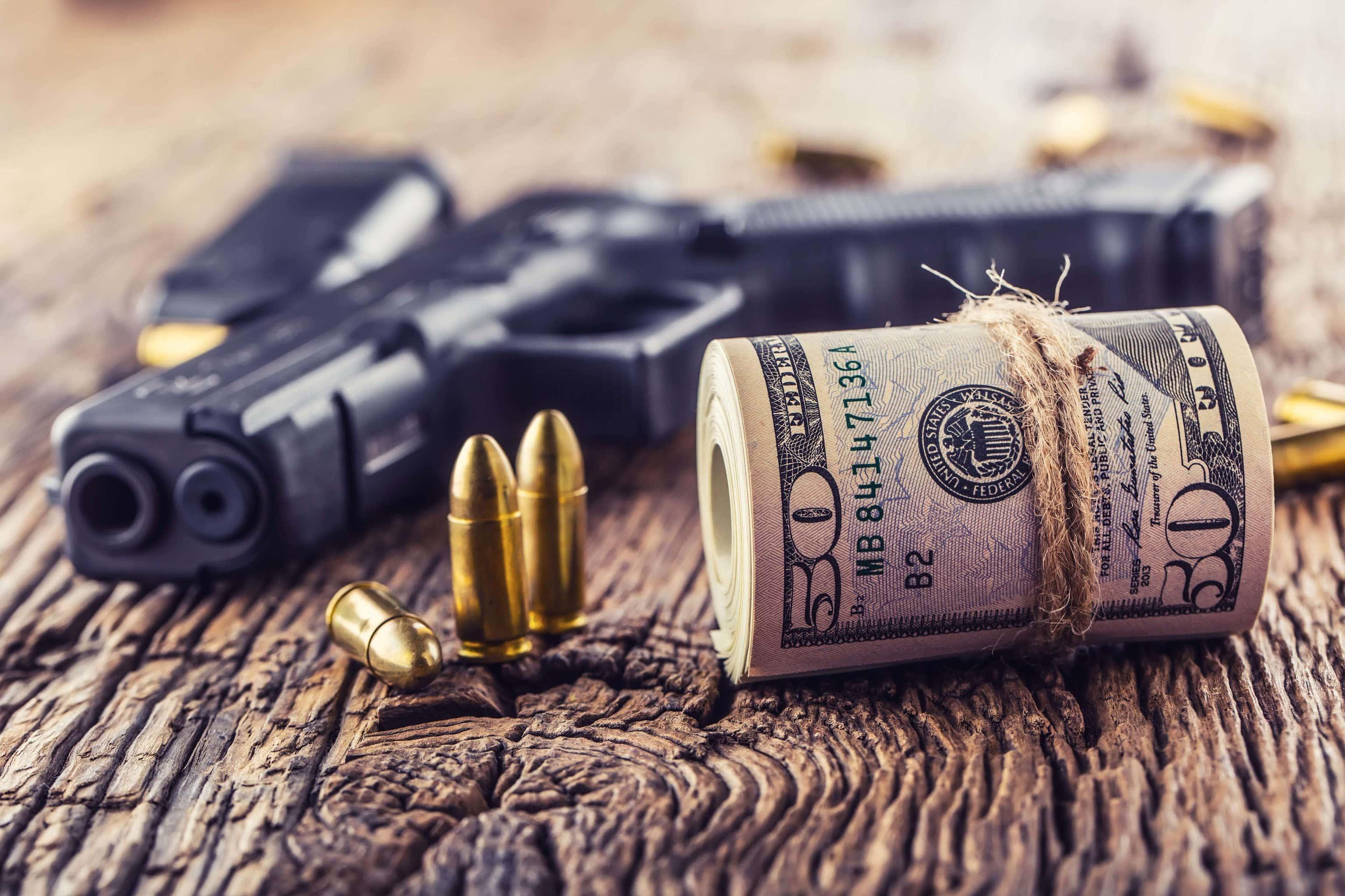 Terrorismusfinanzierung, Banken für Terrorismusfinanzierung besser geeignet als Kryptos