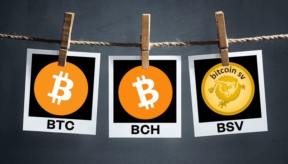 Bitcoin: Geschichte und Unterschiede von BTC, BCH und BSV