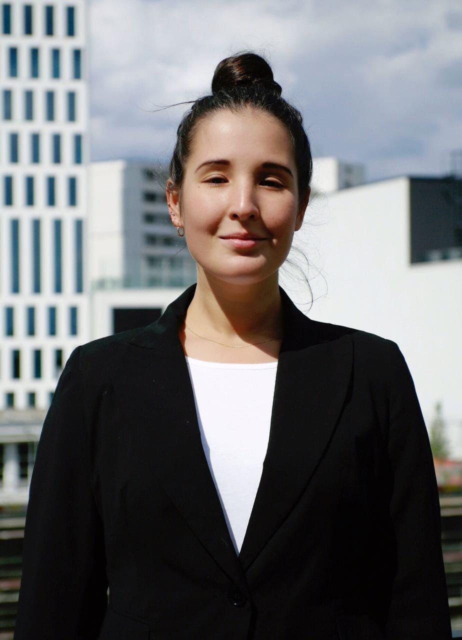 Polina Khubbeeva