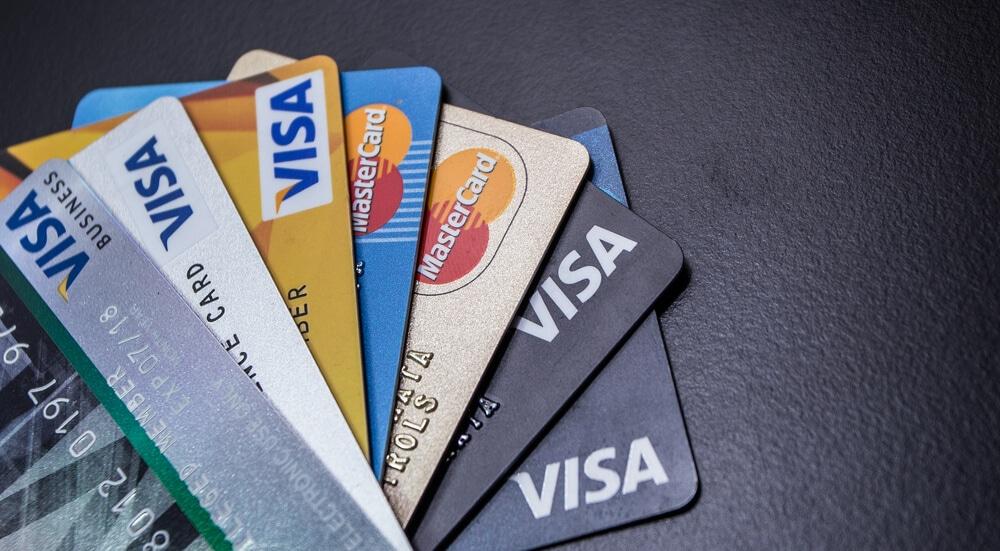 Bitcoin vs. MasterCard & Visa – Transaktionsvolumen