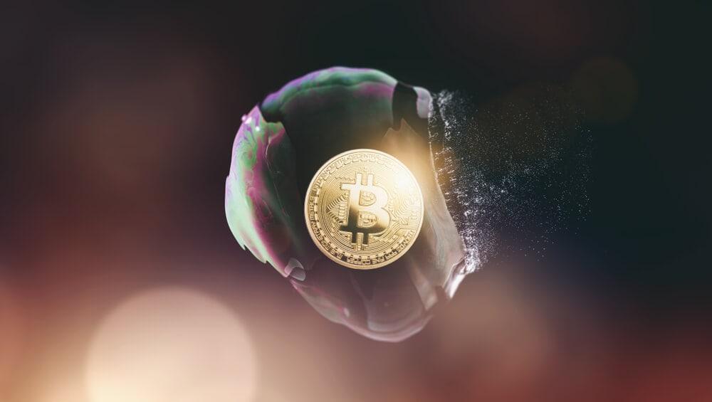 Bitcoin 2018: Die Blase ist geplatzt (Teil 1)