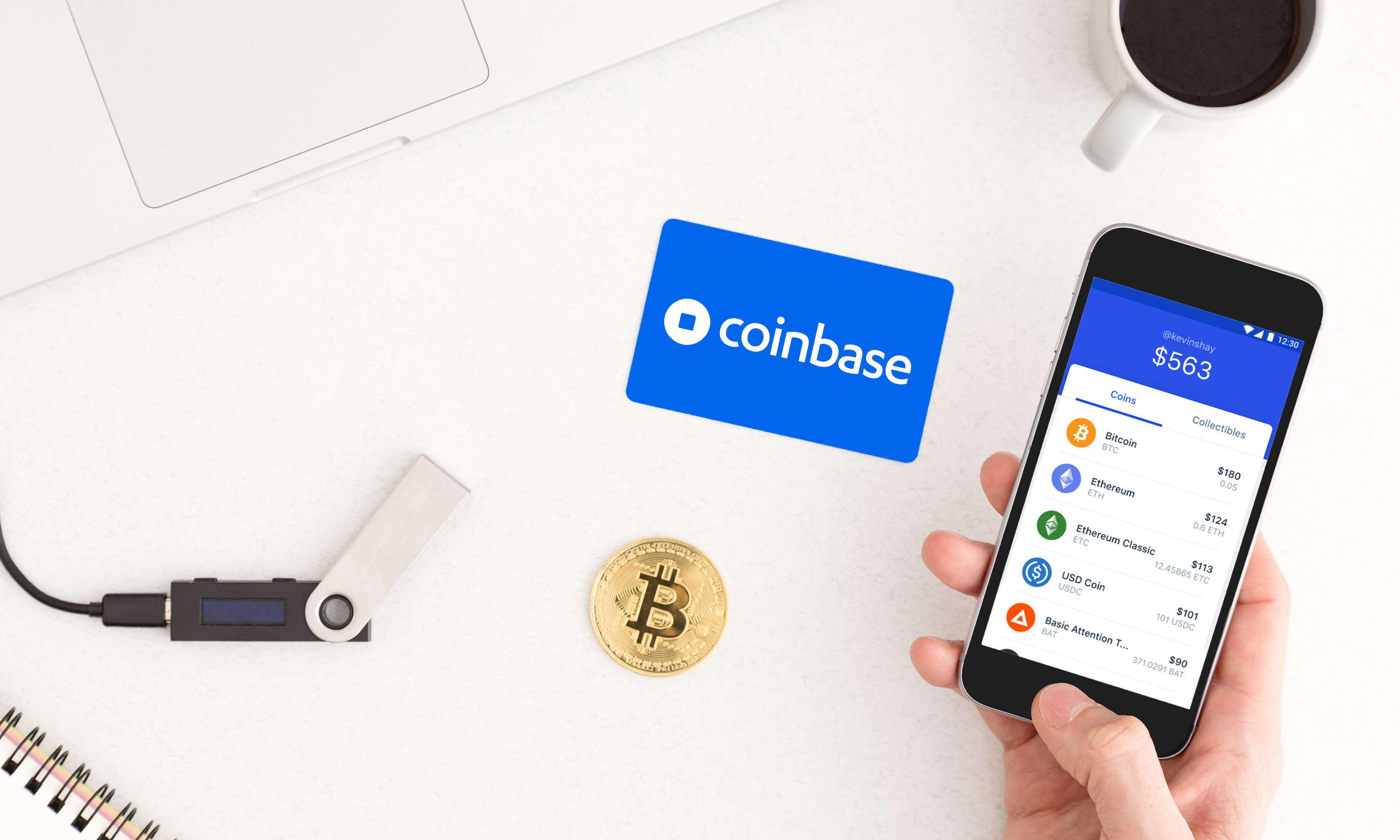 Bitcoin, Bitcoin: Coinbase integriert Kryptowährung in Wallet
