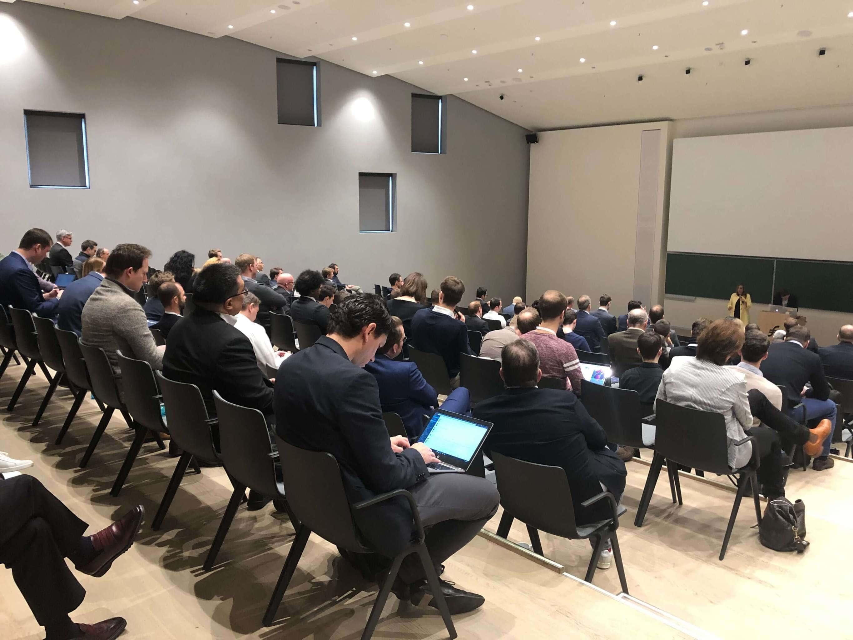 Crypto Assets Conference 2019 in Frankfurt – Neue Hoffnung nach dem Bärenmarkt
