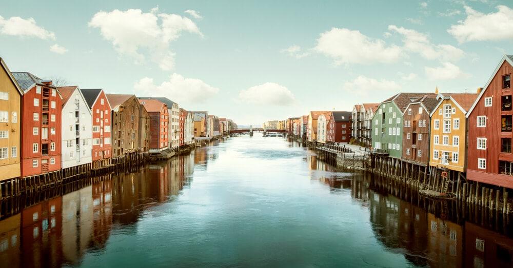IOTA, Vernetzt, smart, grün: IOTA könnte Trondheim zur Hightech-Hochburg machen